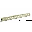 6977 1 103-23 Лицевая панель для 24 FC-соединений